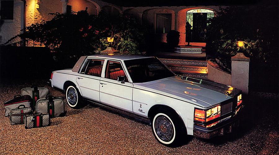 Classic Cadillac For Sale >> Cadillac Seville designed by Gucci: Molto Americano!   Classic Driver Magazine