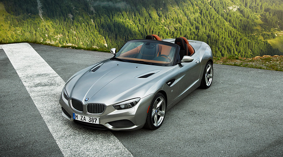 Topless on Pebble Beach: Monterey greets the BMW Zagato Roadster ...