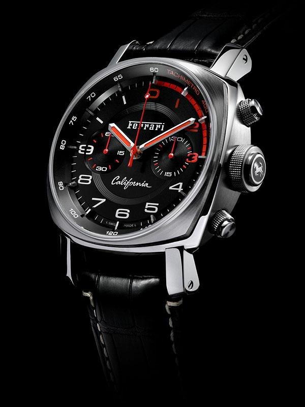 Ferrari California Watch By Officine Panerai Classic Driver Magazine