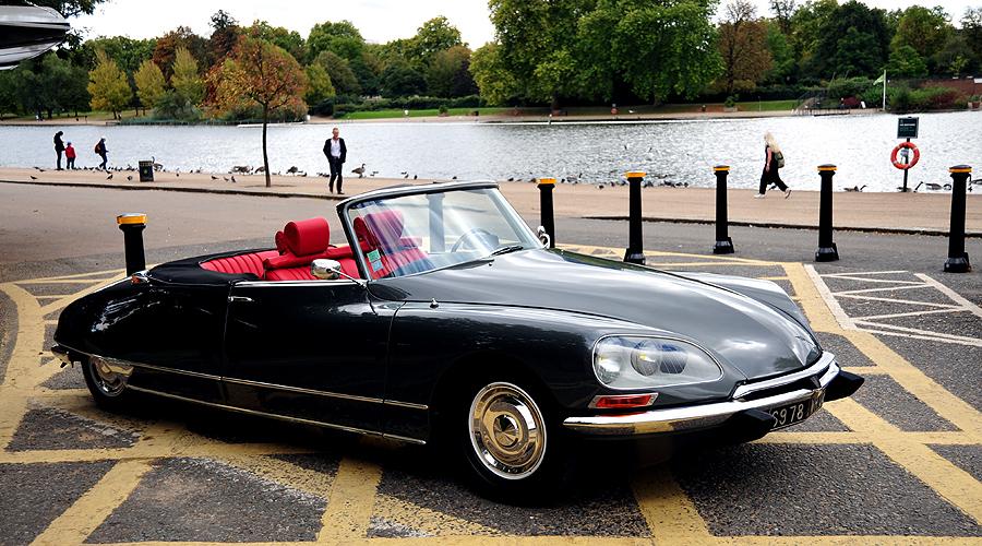 London Motor Cars >> Driven: Citroën DS Décapotable | Classic Driver Magazine