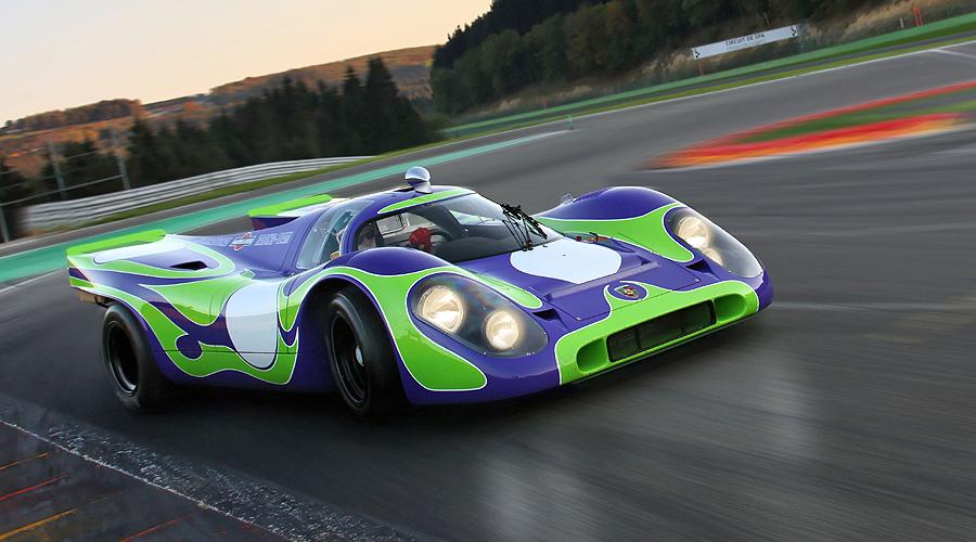 Race Car For Sale >> The 'Hippie' Porsche 917-021   Classic Driver Magazine
