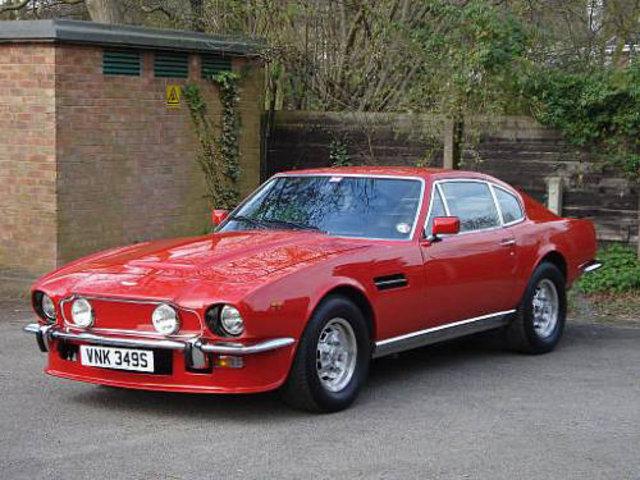 1977 Aston Martin V8 The Prototype Oscar India Vantage Classic Driver Market