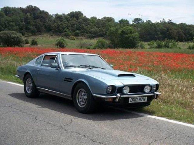 1974 Aston Martin V8 Series Ii Saloon To Vantage X Spec Classic Driver Market