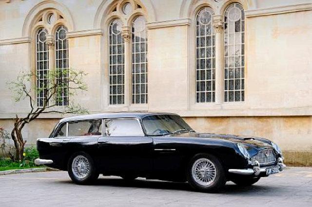 1965 Aston Martin Db5 Vantage Shooting Brake By Harold Radford Classic Driver Market