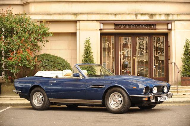 1980 Aston Martin V8 Volante Convertible Classic Driver Market
