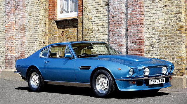 1980 Aston Martin V8 Vantage Sports Saloon Classic Driver Market