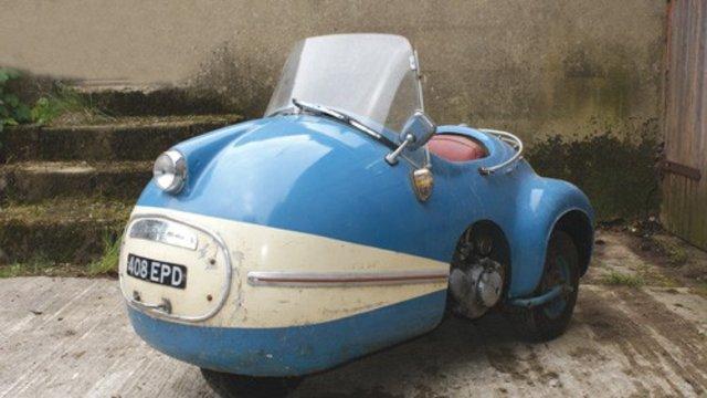 1957 Brutsch Mopetta | Classic Driver Market