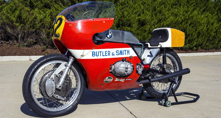 Bonhams To Sell Rare Racing Motorcycles In Las Vegas Classic