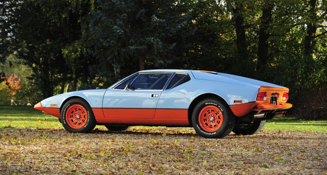 is now the time to buy a de tomaso pantera classic driver magazine. Black Bedroom Furniture Sets. Home Design Ideas