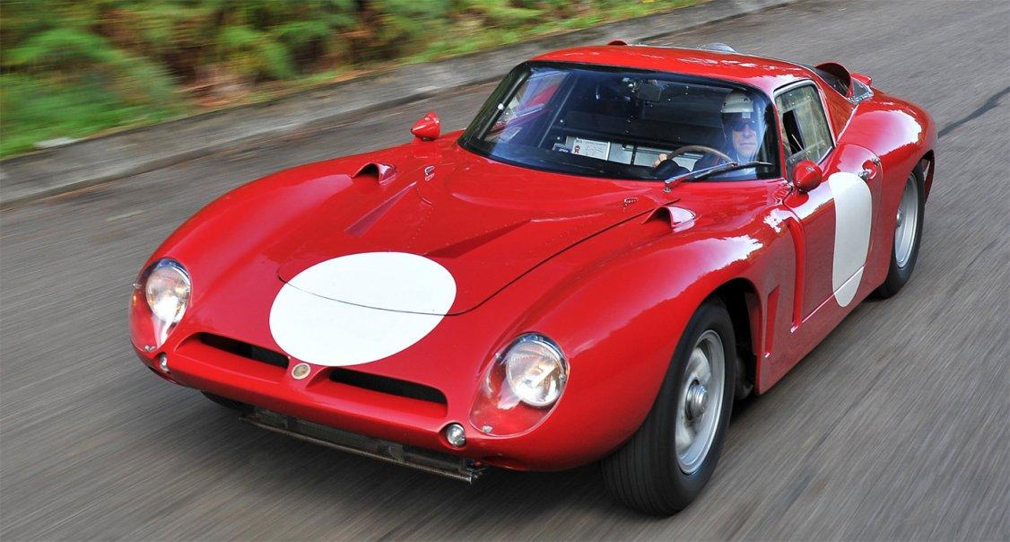 Iso Bizzarrini A3/C: The free-thinker's anti-Ferrari