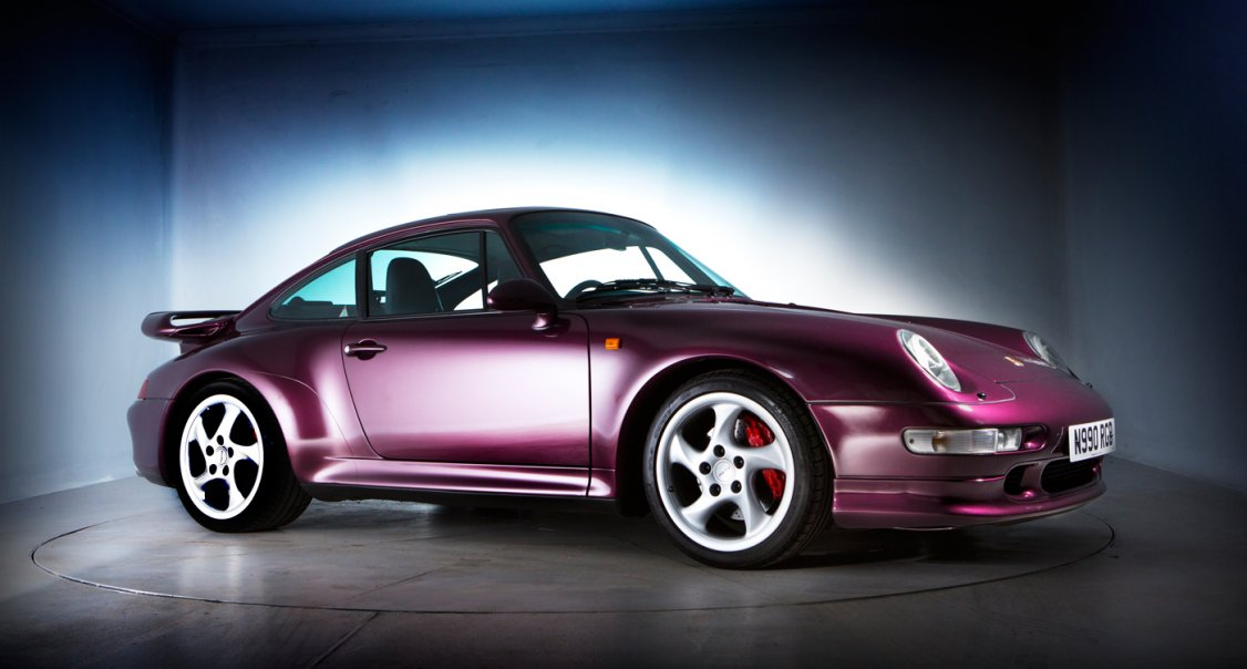 Though The Classic Proportions Might Have Been Familiar At Launch Range Topping Turbo Launched In 1995 Had A Little Added Visual Muscle