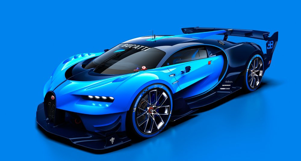 Is this how the new Bugatti Chiron will look? | Classic Driver ...