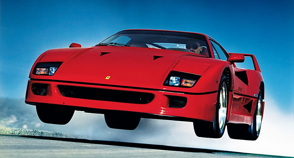 The Photographer That Earned The Mythical Trust Of Ferrari Classic Driver Magazine