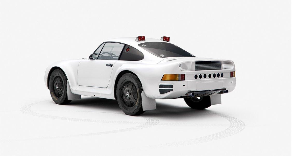 Porsche 959 rally