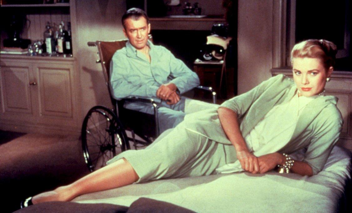 Hollywood glamorama: The stars of 1954