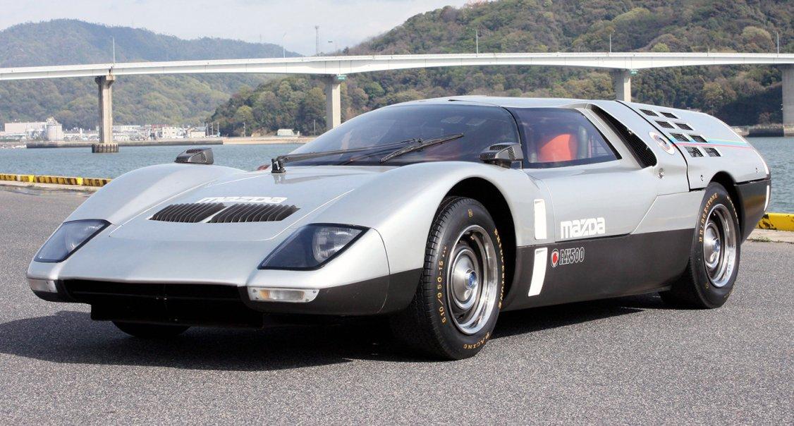 The Weirdest Japanese Concept Cars Classic Driver Magazine