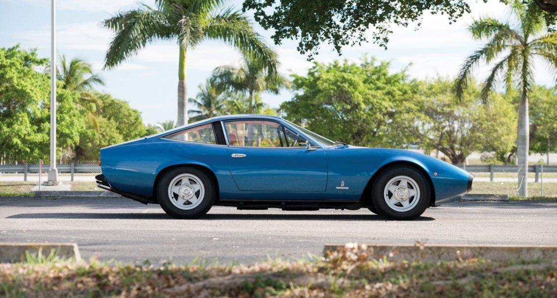 Ferrari 365 GTC/4 : A 'Daytona' for a fistful of dollars ...