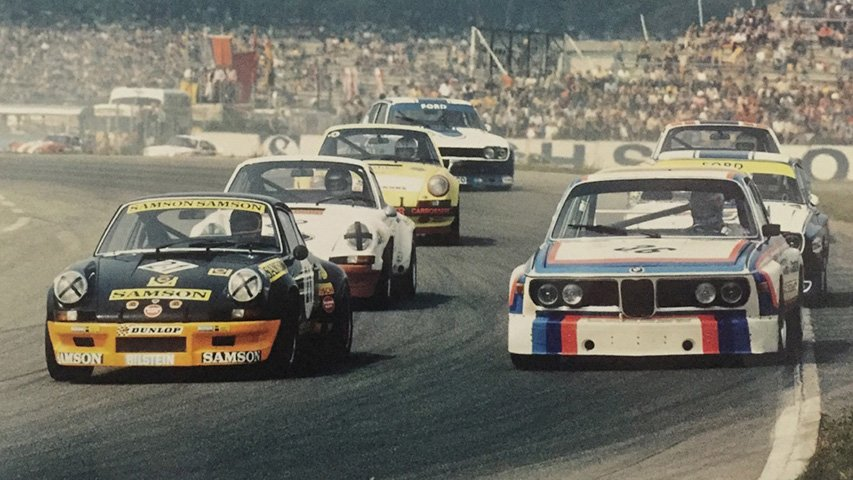 John Fitzpatrick Race Car Driver