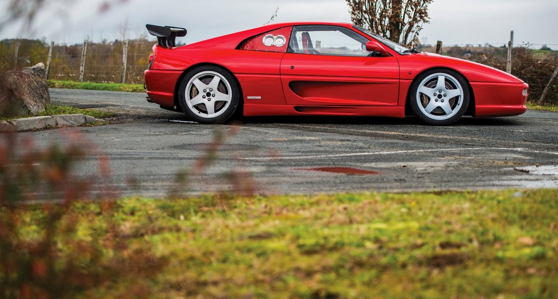 Why Early Ferrari Challenge Cars Are The Talk Of The Town Classic Driver Magazine