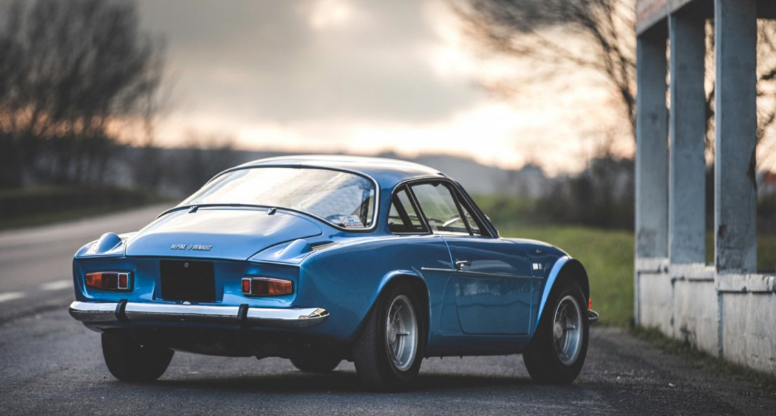 If You Can Squeeze Into An Alpine A110 You Ll Be Smitten