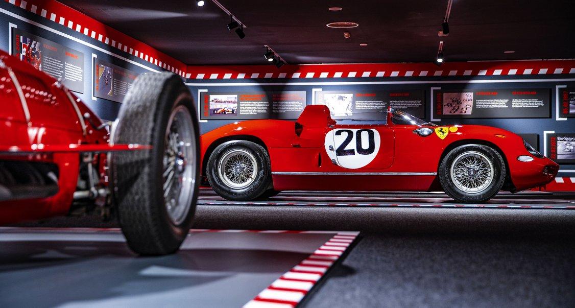 Don T Miss This Epic Exhibition Celebrating 90 Years Of The Scuderia Ferrari Classic Driver Magazine