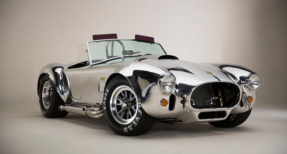 A brand-new 427 Cobra to celebrate the car's 50th birthday | Classic Driver  Magazine