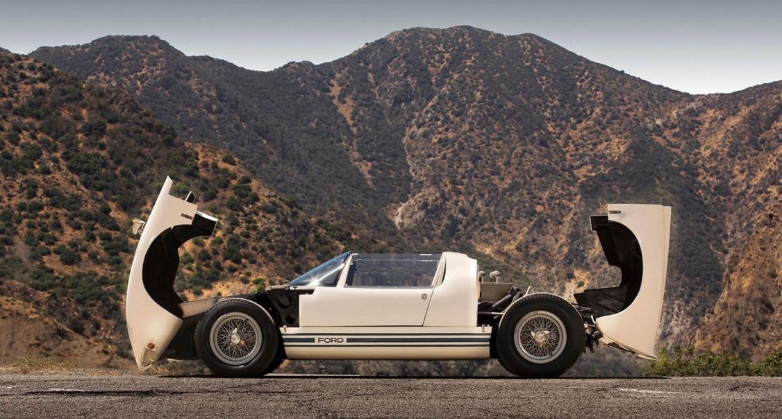 The only surviving Ford GT40 Roadster, and it needs a new owner…
