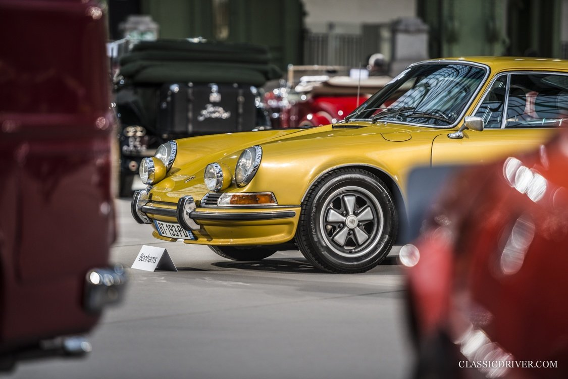 This Is Where The Collector Car Market Is Going Say The Experts - Vintage porsche dealer