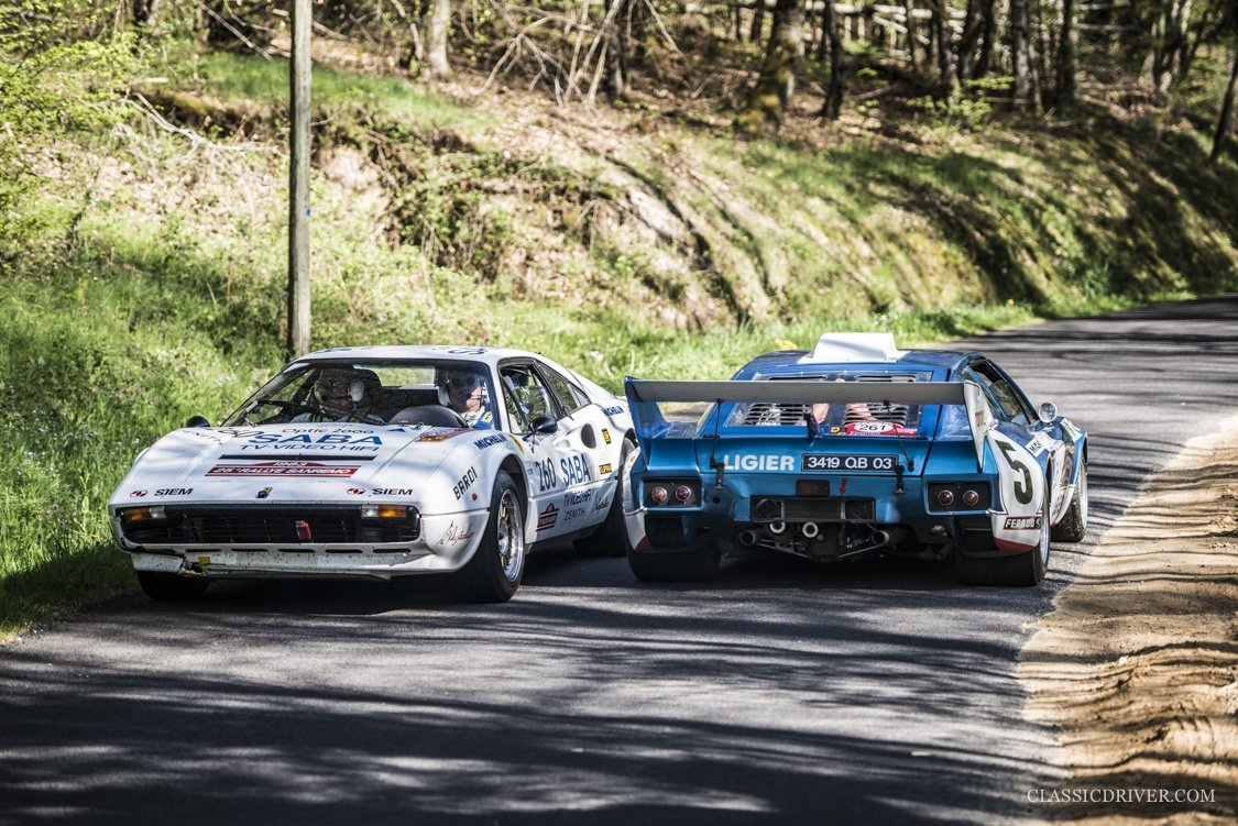 Classic Car Events Not To Be Missed In Classic Driver