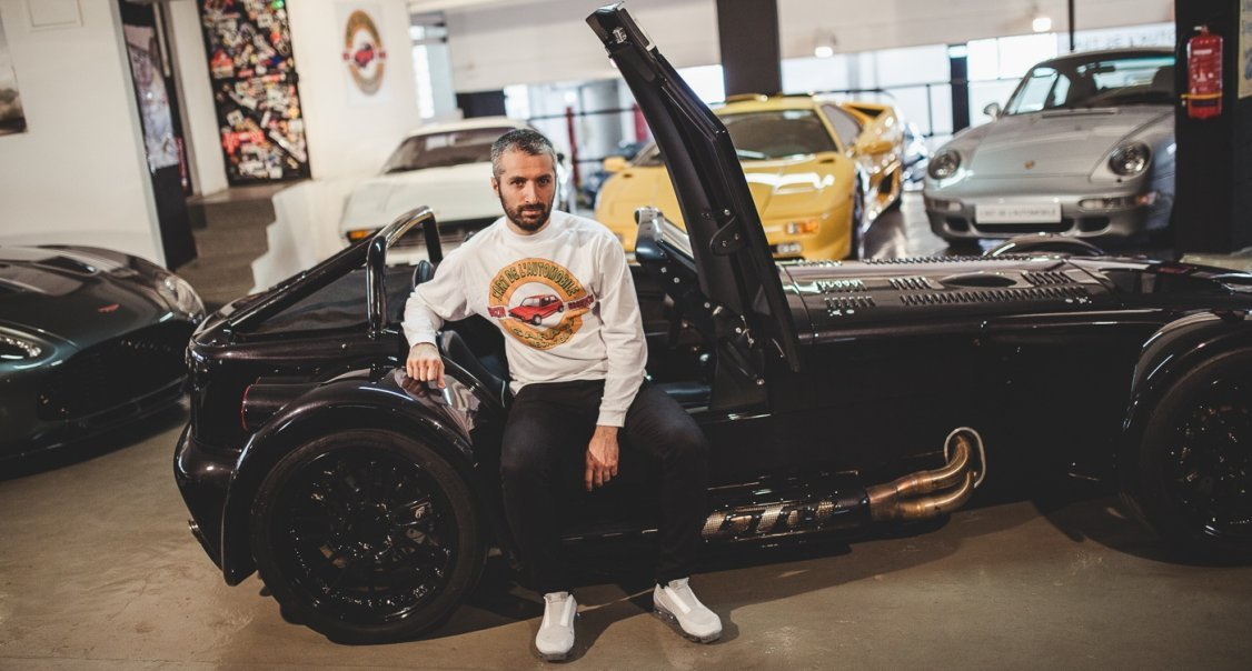 Breaking Barriers In The Collector Car World With L Art De