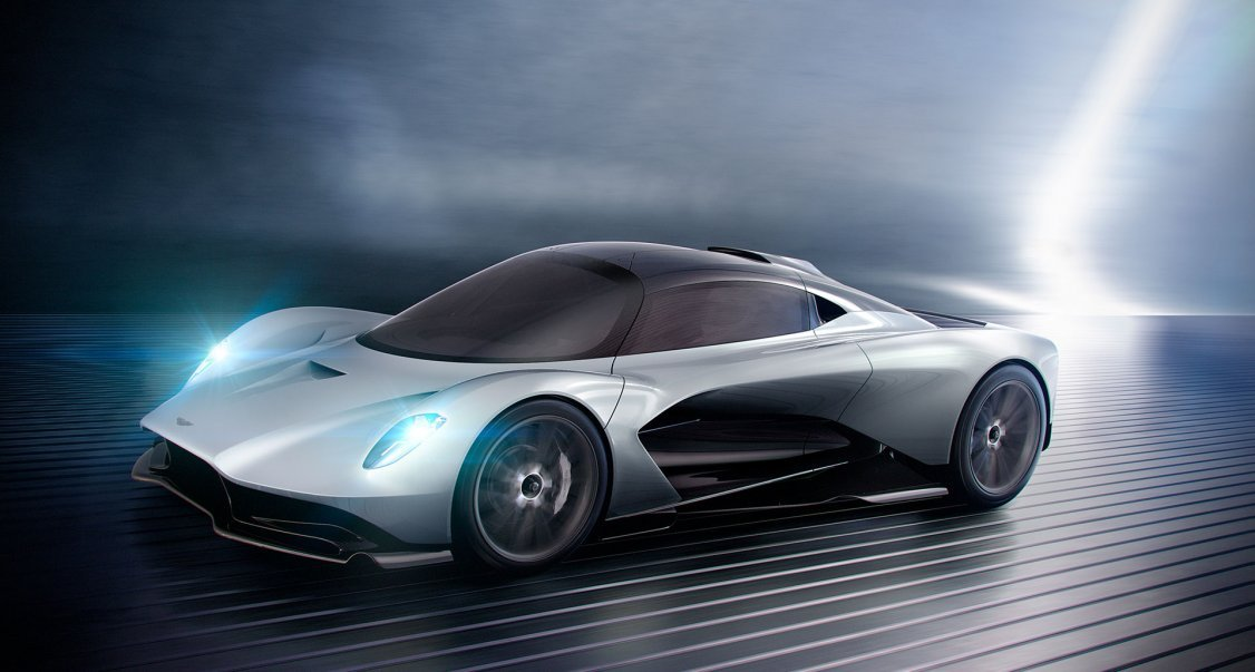 Two Supercars And An Suv Aston Martin Reinvents Itself At Geneva Classic Driver Magazine