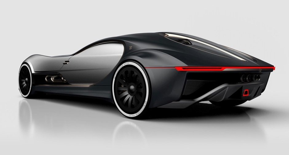 Could This Bugatti Type 57 T Be The Successor Of The