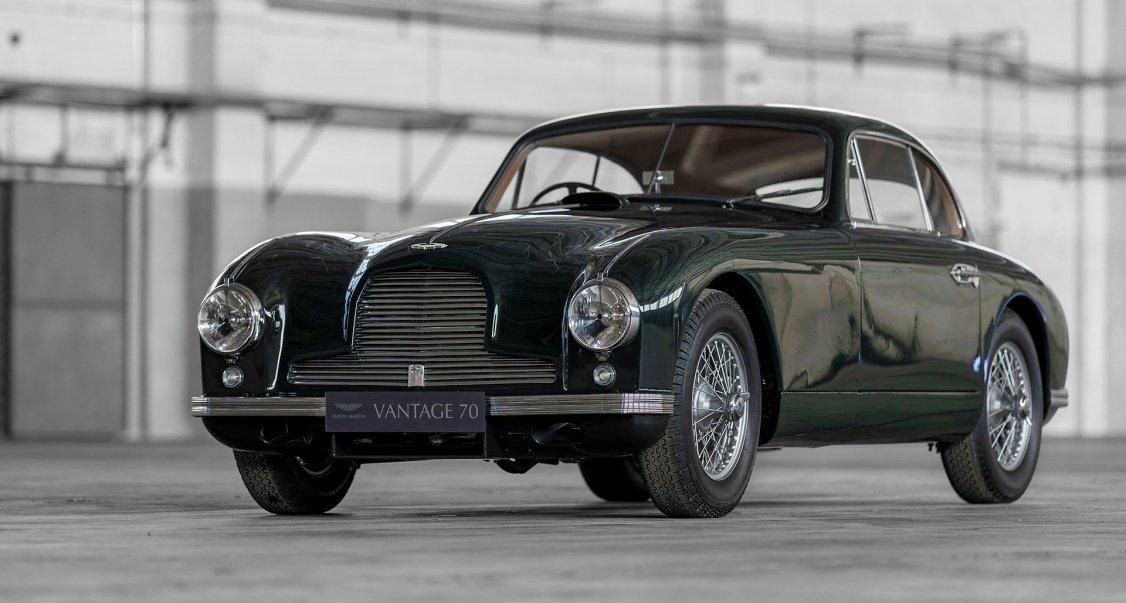 Und Welcher Aston Martin Vantage Ist Ihr Persönlicher Favorit Classic Driver Magazine