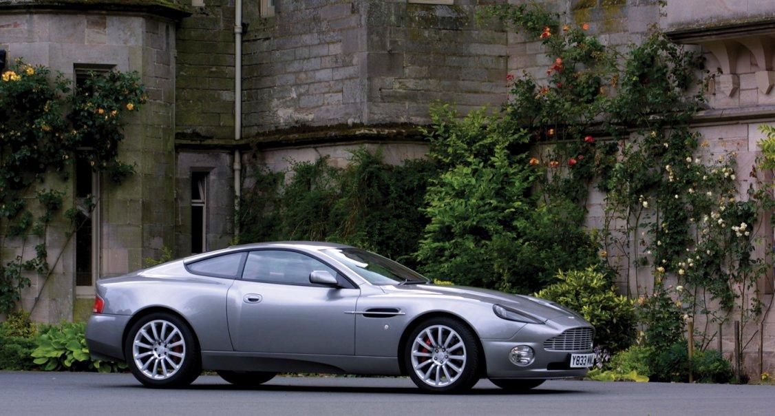Modern Classic Aston Martin V Vanquish Classic Driver Magazine - Old aston martin vanquish