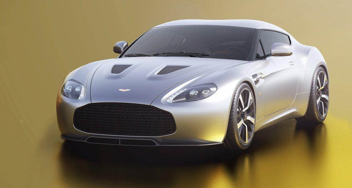 These New Aston Martin V12 Zagato Twins Are Inseparable Classic Driver Magazine
