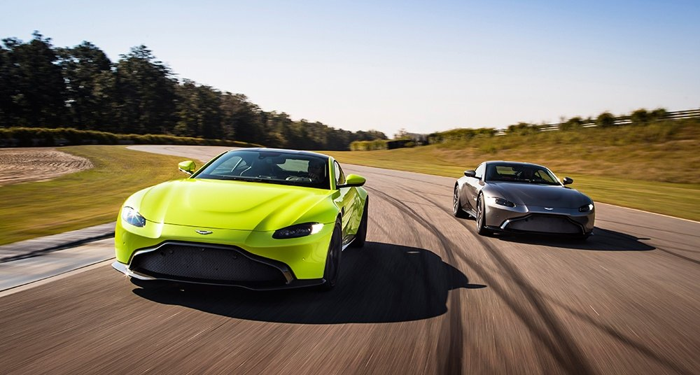Aston Martin reveals all-new 503-horsepower 'entry level' Vantag