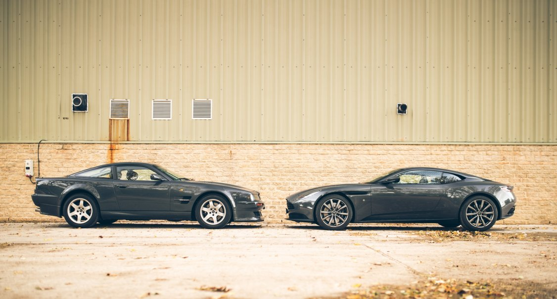 Two Special Aston Martins Spanning 20 Years Of Classic Driver Classic Driver Magazine