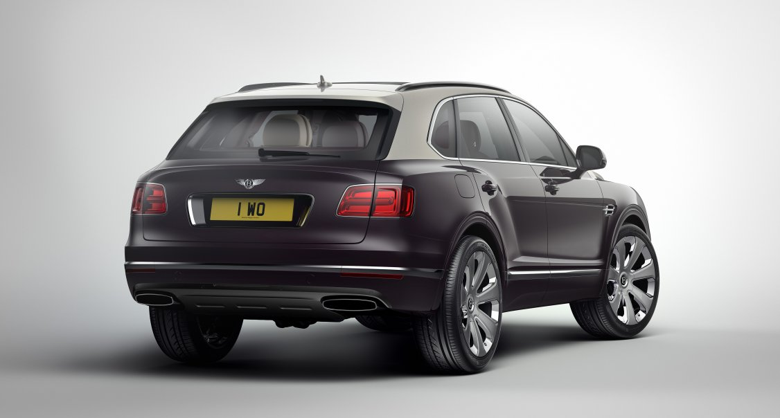 Is the Bentley Bentayga Mulliner the most luxurious SUV in the world?
