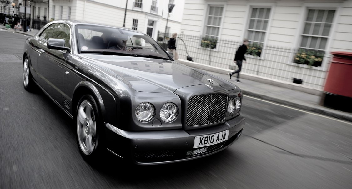 Is The Brooklands The Most Collectable Modern Bentley