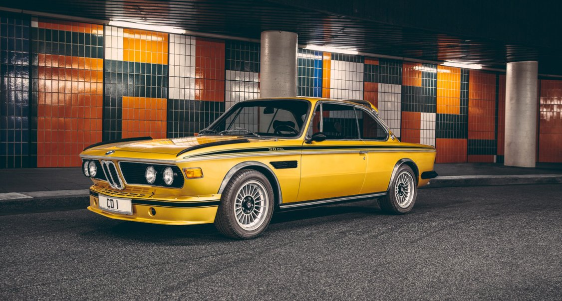 Bmw 3.0 Csl >> A Gold Rush Of Adrenalin With The Bmw 3 0 Csl Classic Driver