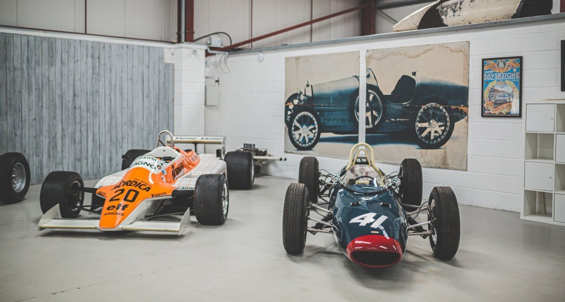 History's Greatest Racing Cars Reign Supreme At William I'Anson