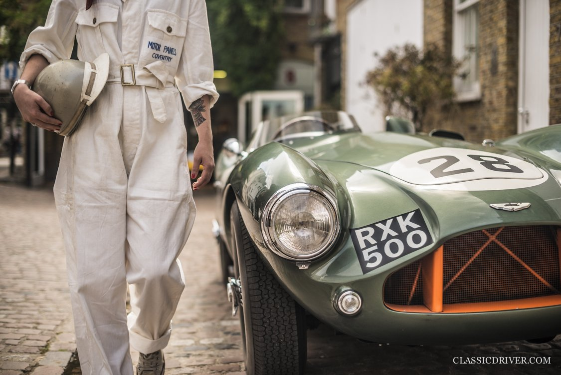 Revving up for Revival with a Goodwood-bred Aston Martin