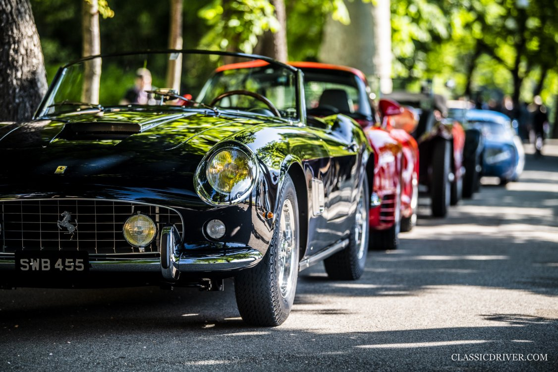 Cars That Start With D >> Who Had The Head Start On The 2019 Concorso D Eleganza Villa