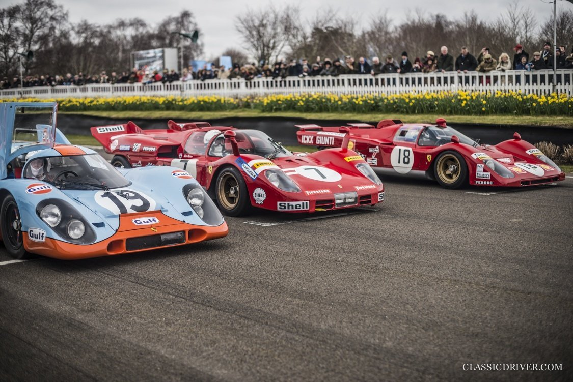 With A Roster Of Cars Arguably Unrivalled By Any Other Historic Motorsport  Event In The World, A Unique Atmosphere That Could Only Be Found At  Goodwood And ...