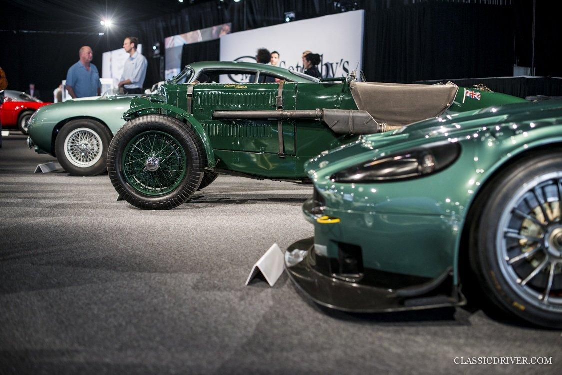 Aston Martin DBR1 auctioned for $22.6 million