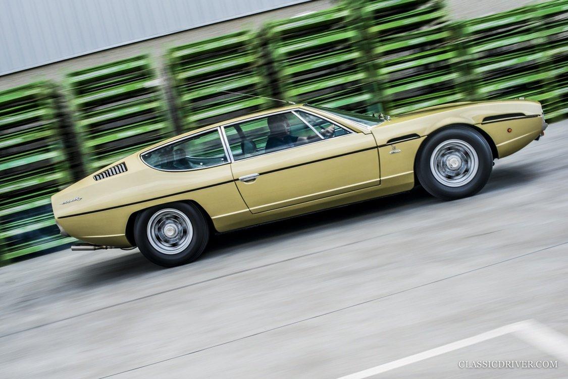Owning a Lamborghini Espada in 2018 is as good as gold | Classic