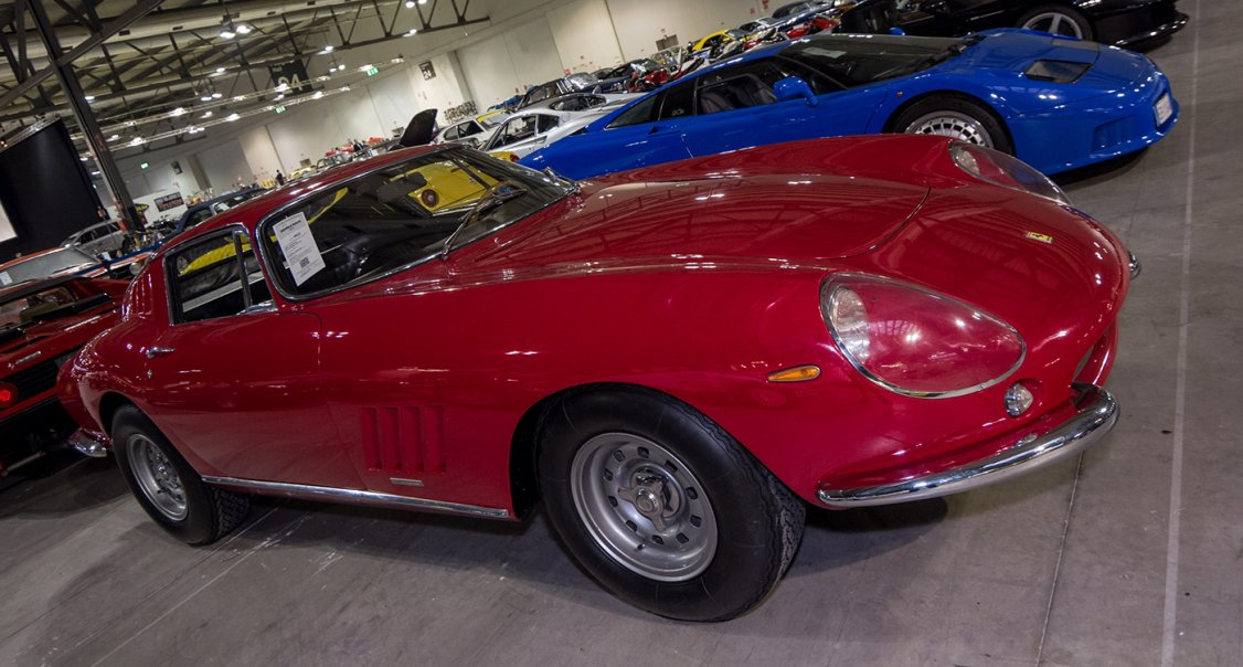 cc9c001917e28 Ferrari 275 crowns frenzied €51m RM Sotheby's sale in Milan ...