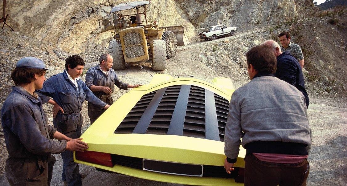 Speciale Delivery 1969 Ferrari 512s Berlinetta By Pininfarina Classic Driver Magazine
