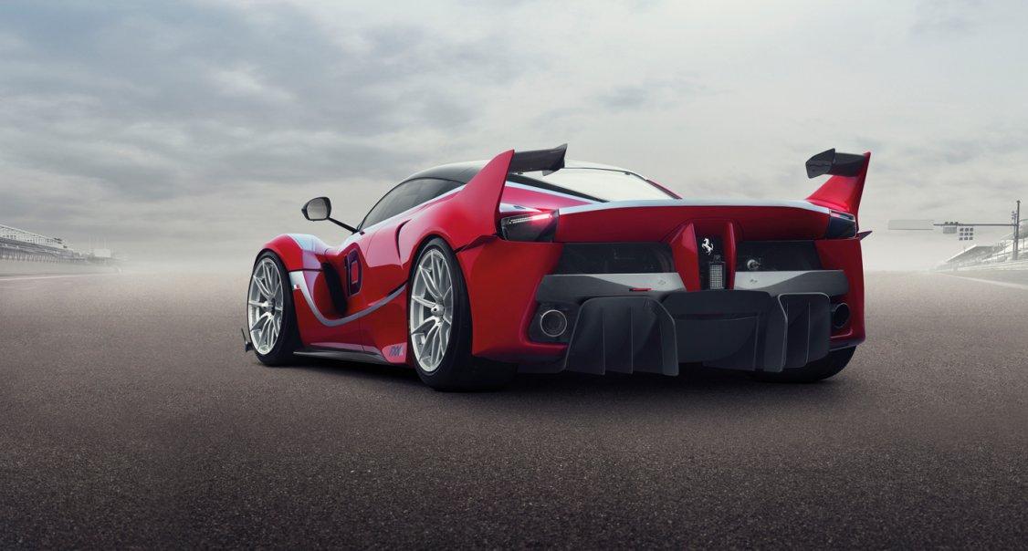 Ferrari S New Fxx K 1 000 Horsepower Catapult Classic Driver Magazine