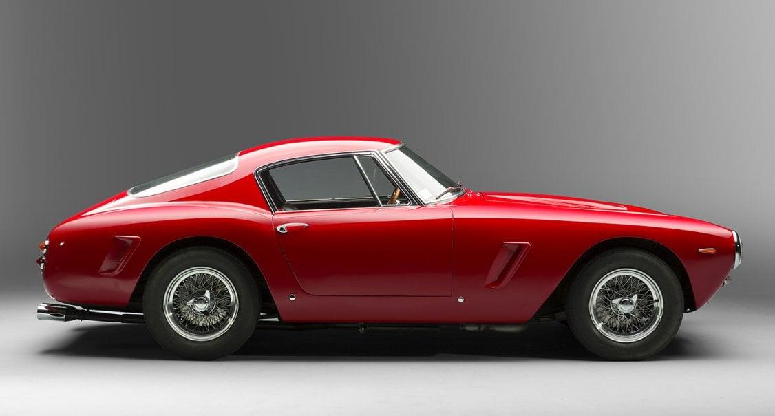 Ferrari 250 Gt Swb To Headline Artcurial S Le Mans Classic Sale Classic Driver Magazine